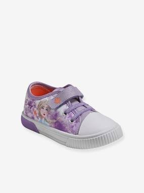 Frozen® Trainers with Light-Up Soles for Girls purple